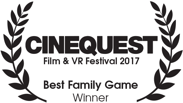 Cinequest Best Family VR Game Winner