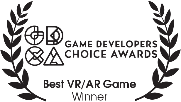 Game Developers Choice Awards Best VR/AR Game Winner