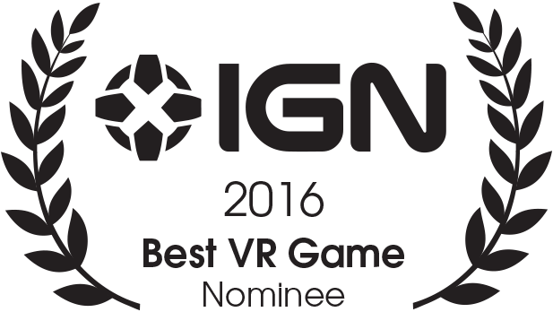 IGN Best VR Game Nominee