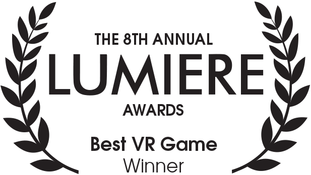 Lumiere Awards Best VR Game Winner