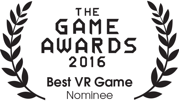 The Game Awards Best VR Game Winner